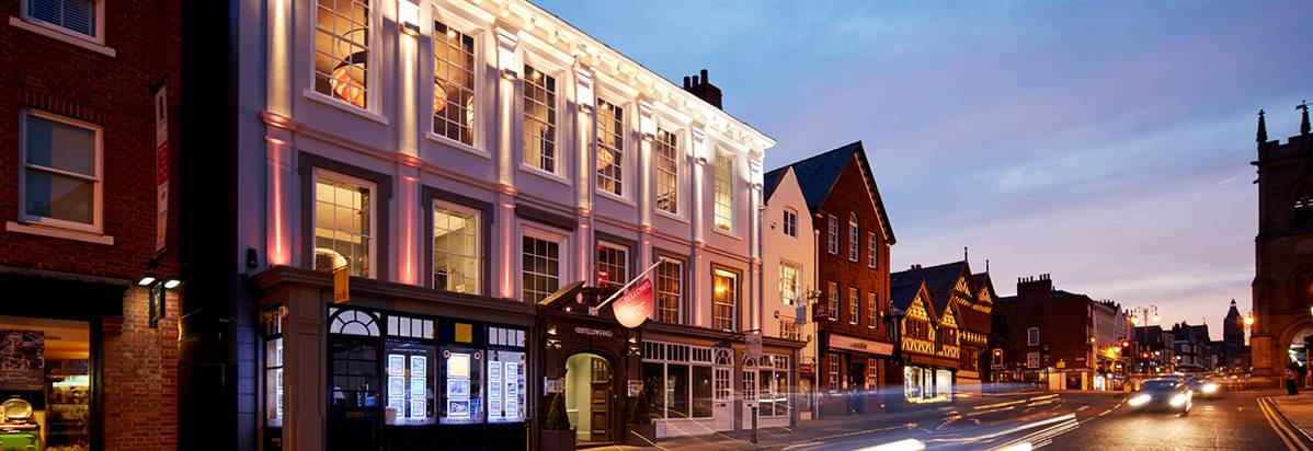 Oddfellows Chester Night Lights