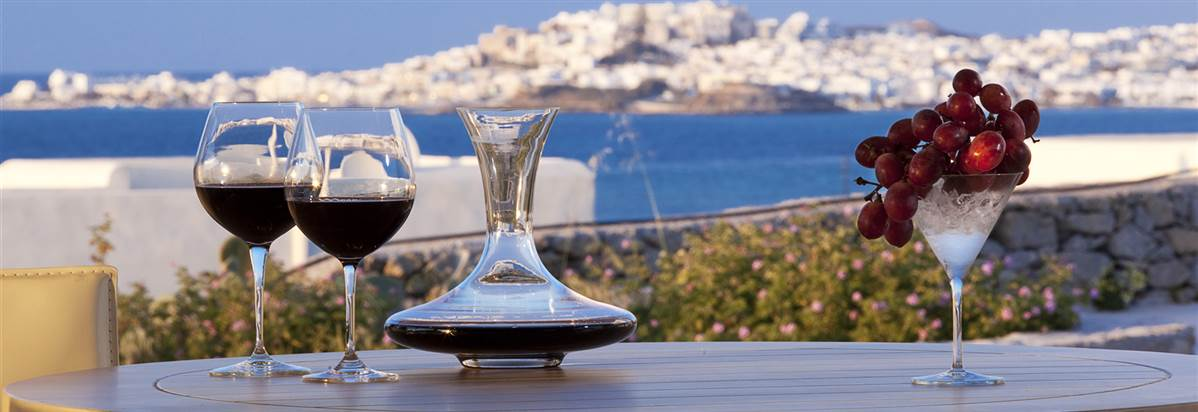 Worldwide Villas Wine