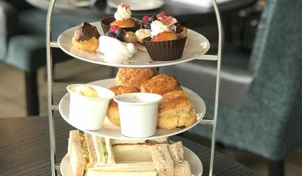 Afternoon Tea for two for £35!