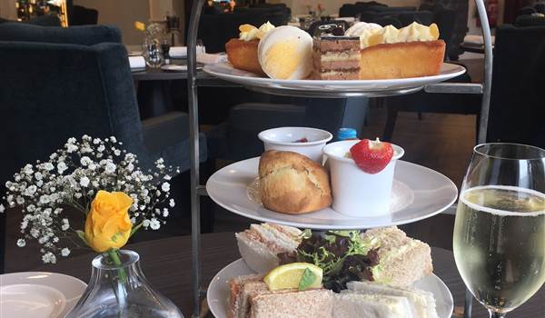 Afternoon Tea for £39.50