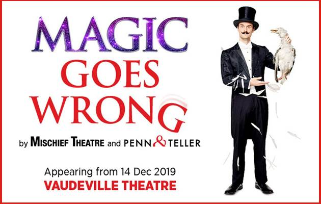 The Magic That Goes Wrong