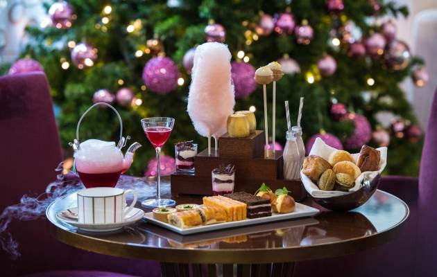 A Showstopping Christmas at One Aldwych