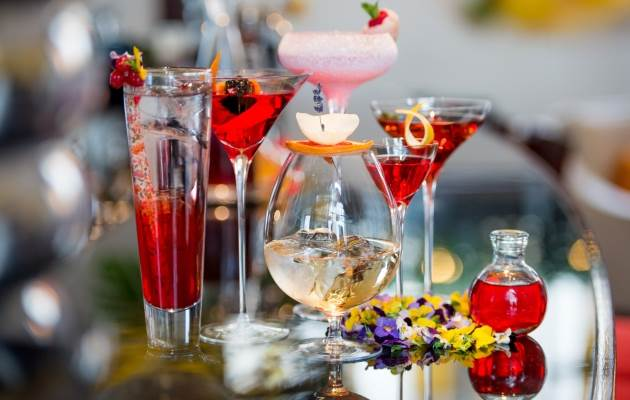 Spring Aperitivos at One Aldwych