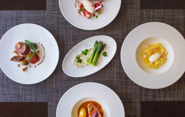 Indigo restaurant launches a dairy & gluten-free Tasting Menu