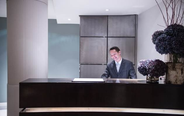 Assistant Reception Manager