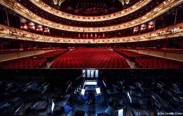 Opera at the Royal Opera House