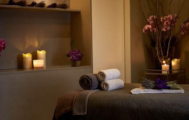 Treatment Room One Aldwych Luxury Spa London