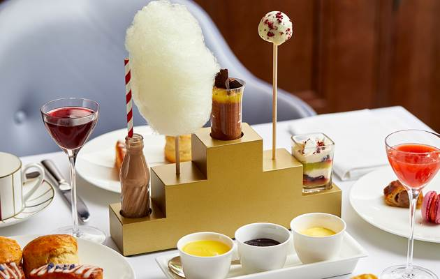 One Aldwych and Roald Dahl create an exciting new Charlie and the Chocolate Factory Afternoon Tea