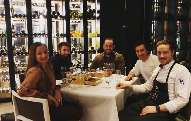 Diaries of the Eneko London Team