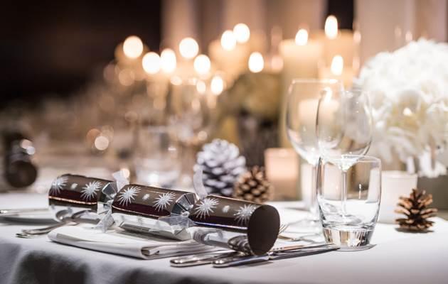 festive dining short