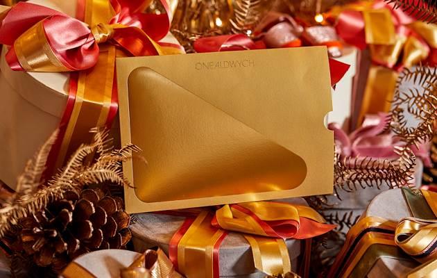 festive voucher short