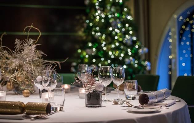 A Bubbly Christmas at One Aldwych