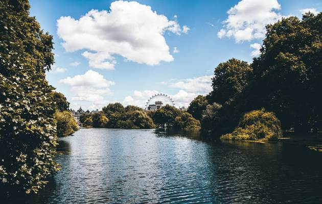 8 of London's Most Beautiful Outdoor Spaces