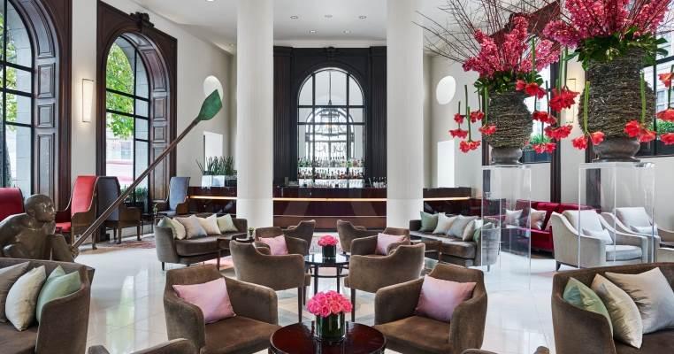 Cocktail Waiter/ess – The Lobby Bar