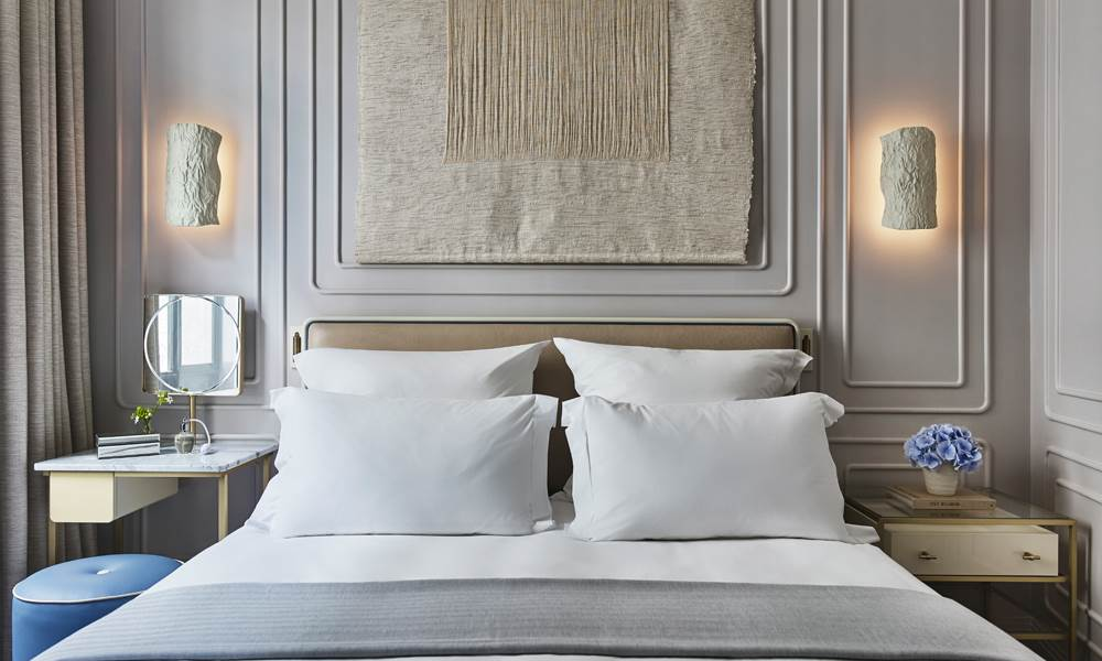 Our comfortable beds are matched with the finest linens to promise a restful night's sleep