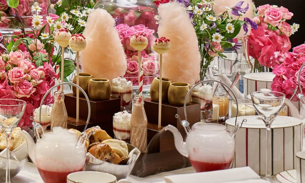 Charlie and the Chocolate Factory Private Afternoon Tea