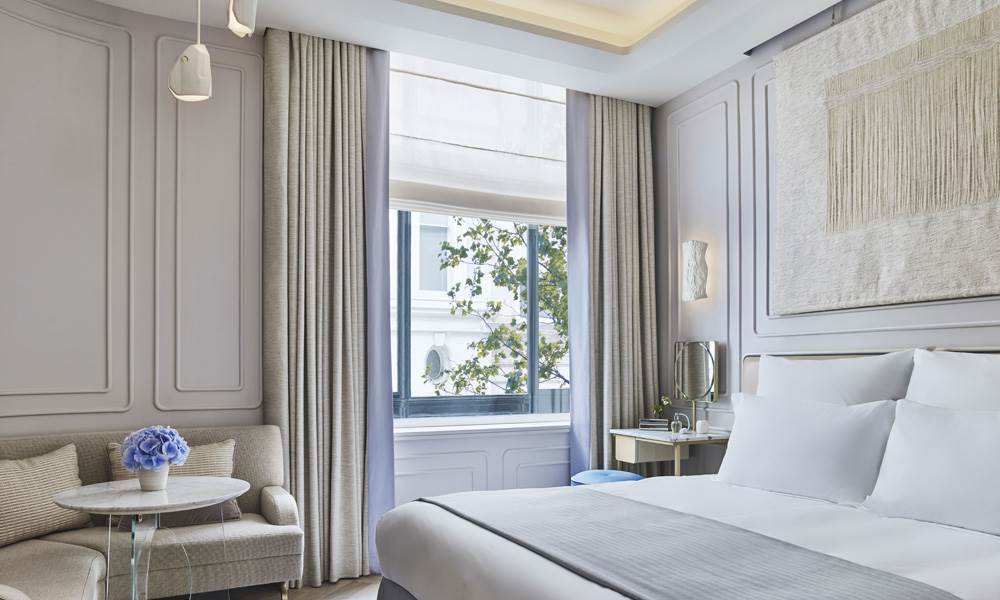 Our stylish interiors are richly layered to evoke the style of an elegant residence