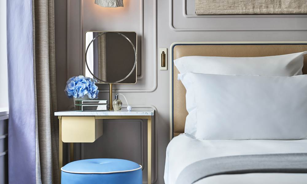 Our uniquely designed rooms and suites offer the ultimate in understated luxury