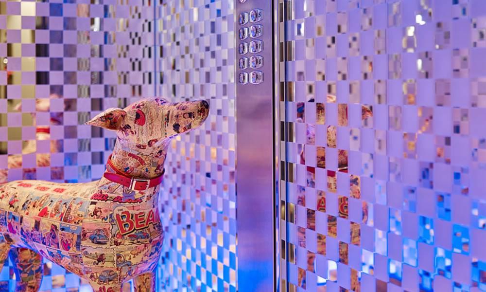 Spencer the Beano Dog - Justine Smith