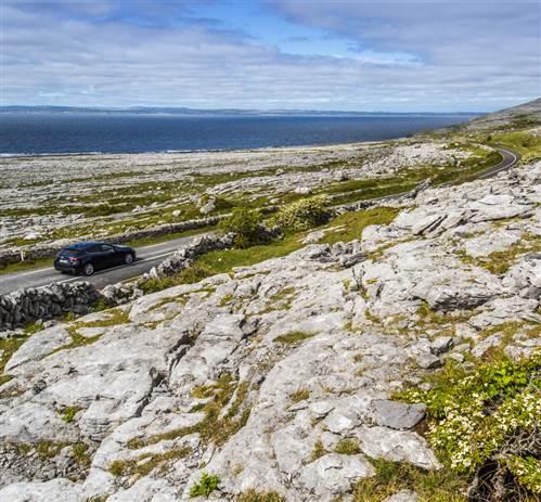 Burren National Park and Kinvara