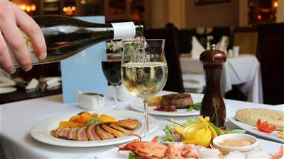 Fine Dining Galway at Park House Hotel