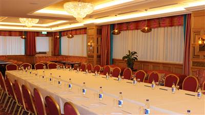 Boardroom Meeting Room at Park House  4 Star Hotel in Galway