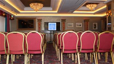Meeting Room with Theatre Style in Galway City. PARK HOUSE 4 STAR HOTEL