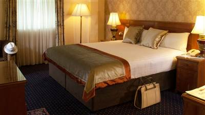 Luxury Accommodation in Galway at Park House Hotel from €180