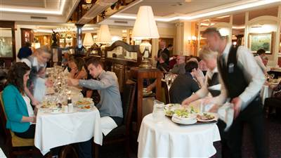 ‌Best Galway Restaurant at Park House Hotel