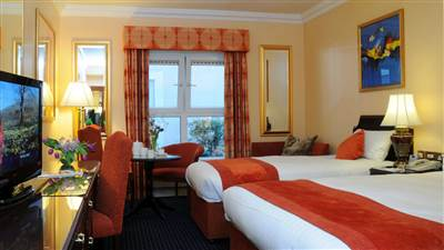 Superior Double Room  𝗙𝗿𝗼𝗺 €𝟭𝟯𝟬 in Galway City at Park House Hotel