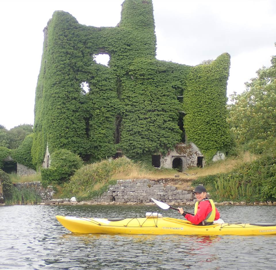 Kayak Mor