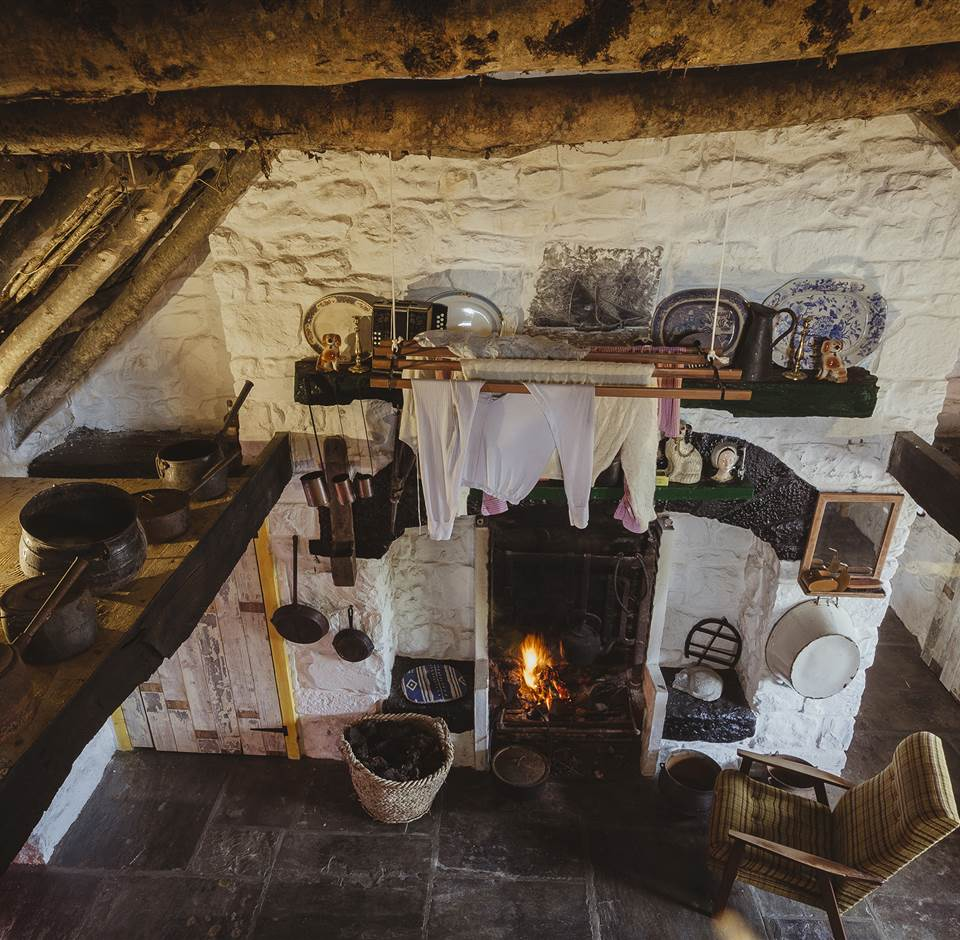Claddagh Cottage Interior