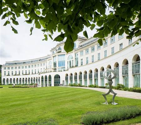 Powerscourt Hotel Win Award...
