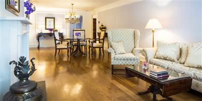Powerscourt Suite Living Area