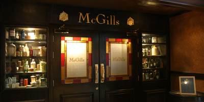 McGills Pub