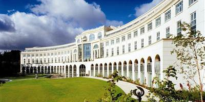 Powerscourt Hotel Exterior