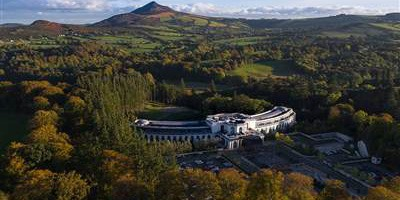 Powerscourt Aerial
