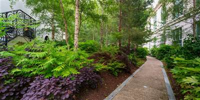 Powerscourt Hotel Heritage Garden