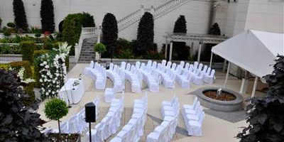 Ceremony in Secret Garden