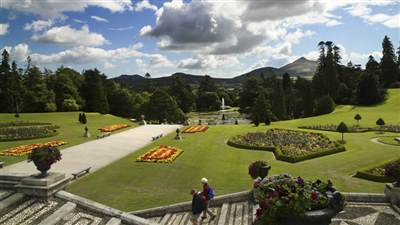 Powerscourt House and Gardens