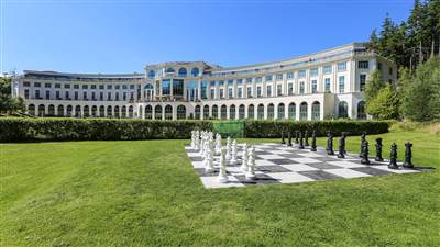 powerscourt hotel chess