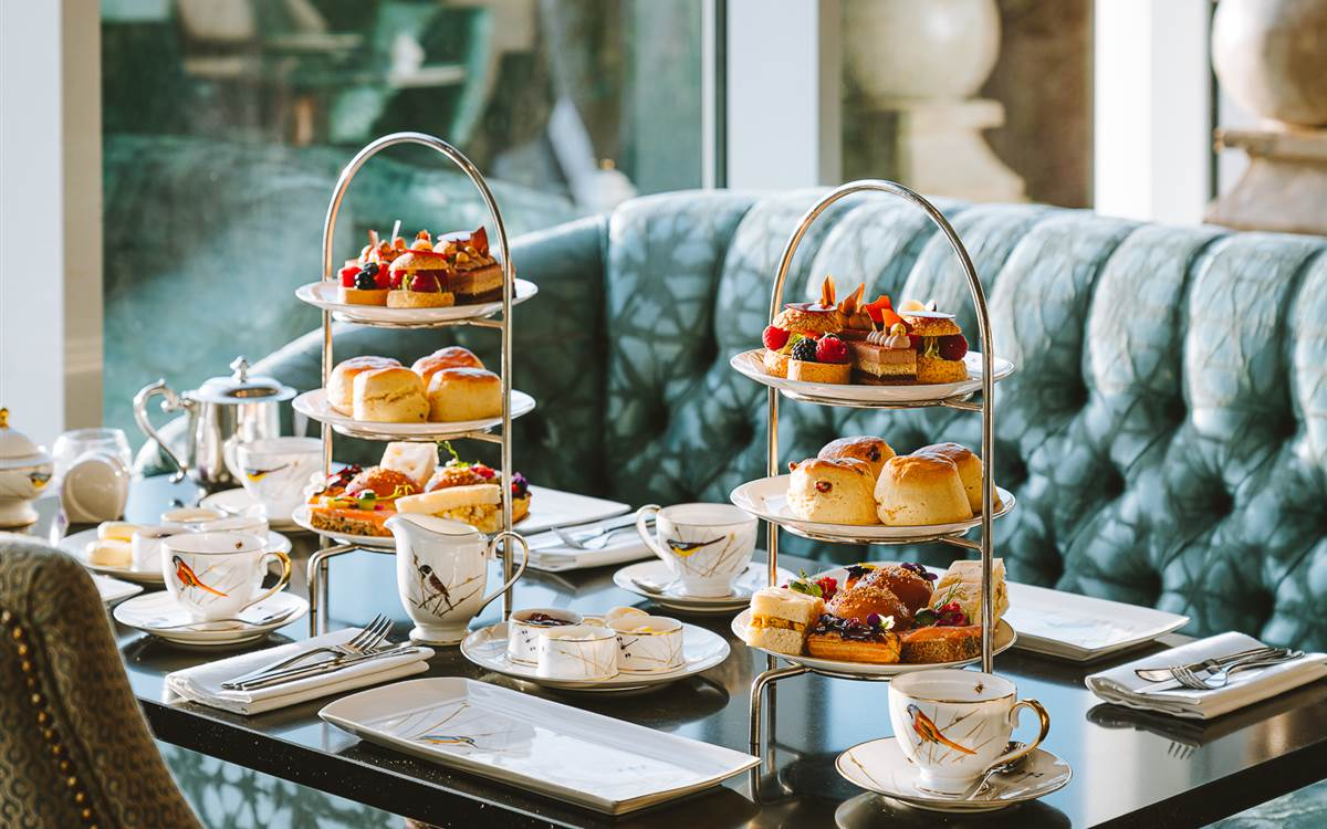 Afternoon Tea at the Sugar Loaf Lounge
