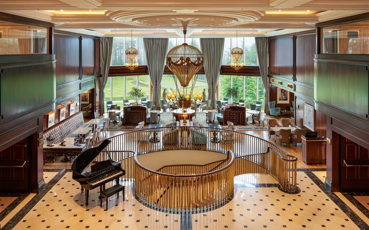 Powerscourt Hotel Mezzanine Level
