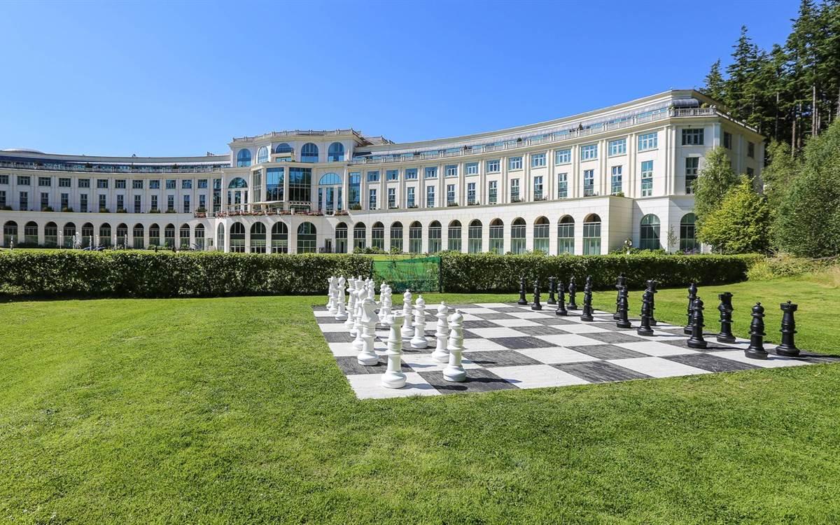 Powerscourt Hotel Grounds