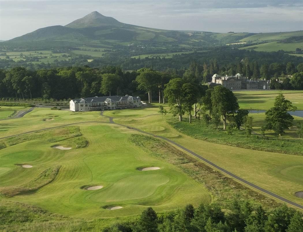 Clubhouse, Powerscourt Golf Club