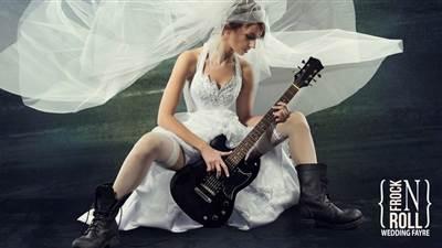 The Frock N Roll Wedding Fayre is back!