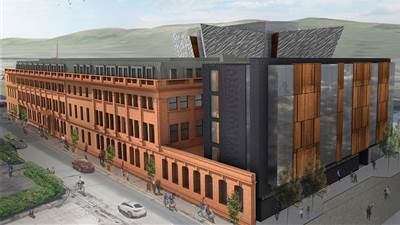 Titanic Hotel Belfast to Open to the Public in 5 days