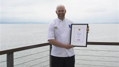 The Redcastle Oceanfront, Golf and Spa Hotel receives second AA Rosette
