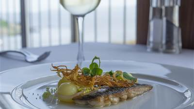 The Edge Restaurant Launches New Exciting Spring/Summer Menu