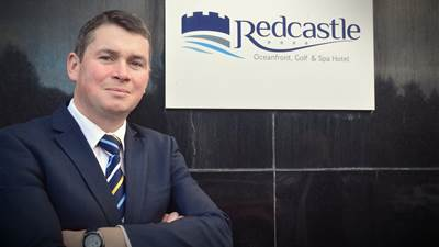A chat with Donal Cox, new General Manager at the Redcastle Hotel